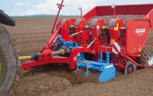 Lemken and Grimme